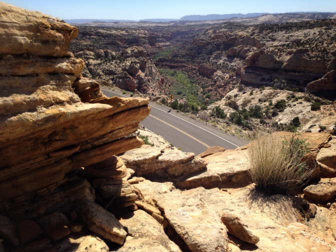 Utah's Highway 12, the worlds 2nd most beautiful highway